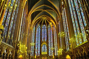 saint chapelle gold