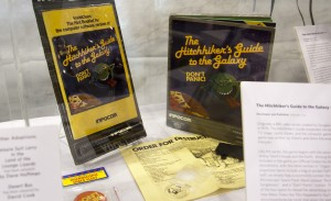 Hitchhik'ers Guide to the Galaxy at the Digital Game Museum