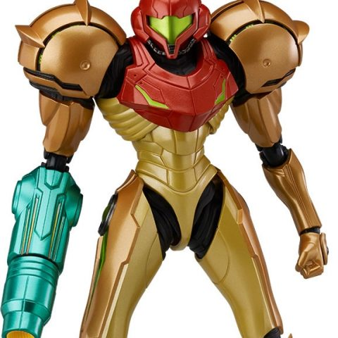 Metroid from Nintendo's Metroid Series